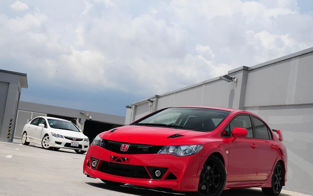 Honda Civic Mugen RR ne demek?
